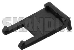 Clip, Wiperarm 6817377 (1006554) - Volvo 850, C70 (-2005), S40 V40 (-2004), S70 V70 (-2000), V70 XC (-2000) - clip wiperarm wipers Genuine
