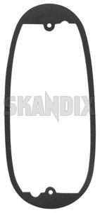 Seal, Taillight 658271 (1007322) - Volvo PV - backlightseal gasket seal taillight taillampseal taillightseal Own-label form gasket