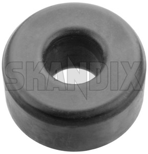 Bushing, Suspension Rear axle Support arm 653461 (1007380) - Volvo 120 130, P1800 - 1800e bushing suspension rear axle support arm bushings chassis p1800e Own-label      arm axle body rear support