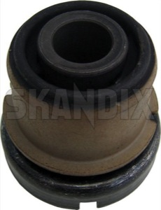 Bushing, Suspension Rear axle Axle carrier rear 30714032 (1007403) - Volvo S60 (-2009), S80 (-2006), V70 P26, XC70 (2001-2007) - bushing suspension rear axle axle carrier rear bushings chassis Own-label axle body carrier carrier carrier  rear