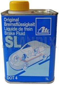 Brake fluid 1 l  (1008088) - universal  - brake fluid 1l ate 1 1l 4 can dot l