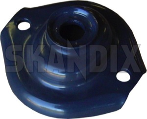 Mounting plate, Shock absorber 672228 (1008267) - Volvo 120 130 220, P1800, P1800ES - 1800e mounting plate shock absorber p1800e Genuine axle front lower new style
