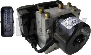 Hydraulic unit, ABS 9157092 (1010588) - Volvo 850, C70 (-2005), S70 V70 (-2000) - hydraulic unit abs Genuine awd for tracs vehicles without
