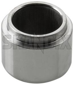 Piston, Brake caliper  (1010681) - Volvo 120 130 220, P1800, P1800ES - 1800e p1800e piston brake caliper Own-label 4  4 2  2circuit 2 circuit caliper pistons pistons