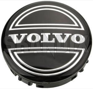 Wheel Center Cap black for Genuine Light alloy rims Piece 30666913 (1011431) - Volvo 200, 700, 850, 900, C30, C70 (2006-), C70 (-2005), S40 (-2004), S40 V50 (2004-), S60 (2019-), S60 (-2009), S60, V60, S60XC, V60XC (2011-2018), S70 V70 V70XC (-2000), S80 (2007-), S80 (-2006), S90 V90 (2017-), S90 V90 (-1998), V40 (2013-), V40 XC, V60 (2019-), V60 XC (19-), V70 P26, XC70 (2001-2007), V70 XC70 (2008-), V90 XC, XC40, XC60 (2018-), XC60 (-2017), XC90 (2016-), XC90 (-2014) - caps centercaps covers hub caps hubcaps hubcovers hubs middle rim trim wheel caps wheel center cap black for genuine light alloy rims piece wheel cover wheel trim Genuine volvo  volvo  16 16 16  17 17 17  64 64mm alloy arcadia auriga black crater cronus for genuine helia light material mm piece plastic pulsar rims synthetic virgo