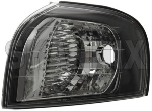 Blinkleuchte, Front links schwarz 8620463 (1011760) - Volvo S80 (-2006) - blinker blinkerglas blinkerleuchte blinkerleuchtenglas blinkerlicht blinkerlichtglas blinkleuchte blinkleuchte front links schwarz blinkleuchten blinkleuchtenglas blinklicht blinklichtglas fahrtrichtunganzeiger fahrtrichtungsanzeige fahrtrichtungsanzeiger fahrtrichtungsanzeigerglas frontblinker frontblinkleuchten limousine s80 s80i s80l sedan stufenheck vorderer vorne Hausmarke fahrzeuge fuer linke linker links linksseitig ohne schwarz schwarzer seite xenonlicht xenon licht