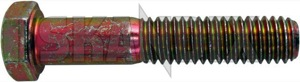 Screw/ Bolt Outer hexagon 3/8