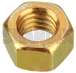Nut with UNC inch Thread 3/8