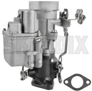 Carburettor Carter  (1013336) - Volvo PV - carburetor carburettor carter Own-label carburetor carburettor carter choke downdraft exchange manual one onestage part single stage