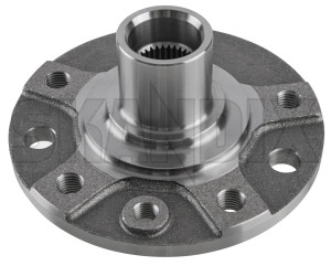 Wheel hub Front axle 90496444 (1013778) - Saab 9-3 (-2003), 9-5 (-2010), 900 (1994-) - wheel hub front axle Own-label axle front