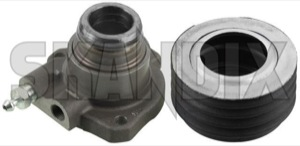 Concentric, Slave clutch cylinder  (1014097) - Saab 90, 900 (-1993), 99 - central release mechanism centralreleaser concentric slave clutch cylinder csc disengagementlever Genuine