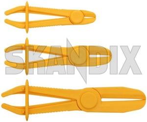 Clamp, Brake hose Kit  (1014295) - universal  - clamp brake hose kit Own-label kit