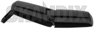 Hinge, Tailgate/ Bootlid left black 3540734 (1014510) - Volvo 200 - bootlid hatchback hinge tailgate bootlid left black hinge tailgatebootlid left black liftgate trunklid Genuine black left