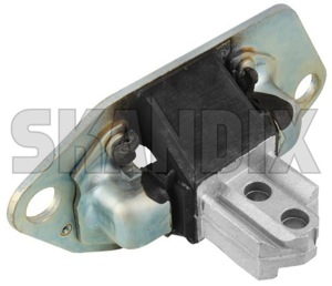 Engine mounting right lower 30748811 (1014601) - Volvo S60 (-2009), S80 (-2006), V70 P26, XC70 (2001-2007), XC90 (-2014) - engine mounting right lower enginemounts enginerubbermounts motormounts motorrubbermounts mounts rubbermounts Own-label crankshaft lower pulley right
