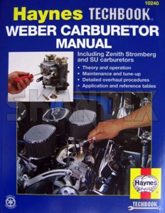 Book Workshop manual Weber Vergaser English  (1014764) - universal Classic - book workshop manual weber vergaser english owners manual haynes 9781563921575 english manual vergaser weber workshop