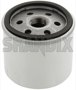Oil filter Spin-on Filter 31339023 (1014870) - Volvo C30, S40 V50 (2004-), S60 (2011-2018), S80 (2007-), V40 (2013-), V40 XC, V60 (2011-2018), V70 (2008-) - oil filter spin on filter oil filter spinon filter oilfilter skandix bulletfilters cartouche cartridges cassette filter filters seal shellfilters single singleuse singleusefilters spinon spin on use with