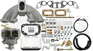 Carburettor Weber 32/36 DGV Kit  (1015155) - Volvo 120 130 220, 140, 200, P1800, P1800ES, PV P210 - 1800e carburetor carburettor weber 32 36 dgv kit carburettor weber 3236 dgv kit p1800e weber 32/36 3236 32 36 carburetor carburettor choke dgv kit manual multistage multi stage weber