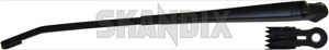 Wiper arm, Windscreen washer for Windscreen left 1392941 (1015271) - Volvo 200 - wiper arm windscreen washer for windscreen left wipers Genuine blade bosch cap cleaning cover covering drive for hand left lefthand left hand lefthanddrive lhd system vehicles window windscreen wiper with without