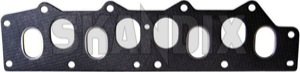 Gasket, Intake/ Exhaust manifold 3345285 (1015505) - Volvo 400, S40 V40 (-2004) - gasket intake exhaust manifold gasket intakeexhaust manifold seal Own-label      cylinderhead gasket intakeexhaust intake exhaust manifold