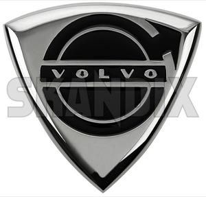 NOS Volvo Emblem Anti-Spin Badge