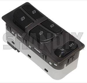 Schalter, Fensterheber Austauschteil 4616082 (1016745) - Saab 9-5 (-2010) - 95 95 9 5 9600 fensterheberschalter schalter fensterheber austauschteil scheibenheberschalter Original at austauschteil im mittelkonsole tausch tauschteil