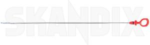 Ölpeilstab 271670 (1016972) - Volvo 900, S90 V90 (-1998) - 900er 960 960er 960i 960ii 964 965 9er messstab messstaebe messtab messtaebe oeleinfuelldeckel oelmessstab oelmessstaebe oelmesstab oelpeilstab oelpeilstaebe peilstab peilstaebe s90 v90 Hausmarke