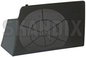 Speaker cover 3511278 (1018011) - Volvo 850 - loudspeaker speaker cover Genuine black door front left