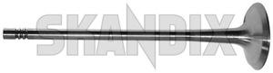 Auslassventil 9179219 (1018062) - Saab 9-3 (-2003), 9-5 (-2010) - 93 93 9 3 95 95 9 5 9600 auslassventil auslassventile ventil ventile Original