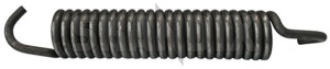 Spring, Seat Seat back, Front seat 1264530 (1018083) - Volvo 200, 700, 900, S90 V90 (-1998) - car seats springs cushion springs seat core seat frame springs spring seat seat back front seat upholstery springs Genuine 3 3mm 74 74mm 90° back back  front mm seat spring tension twisted