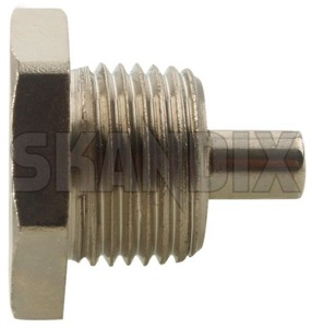 Oil drain plug, Oil pan magnetic without Seal 986831 (1018163) - Volvo 120 130 220, 140, 164, 200, 700, 900, P1800, P1800ES, PV P210 - 1800e drainplugs eingineoilpanplugs engineoildrainplugs engineoilsumpplugs oil drain plug oil pan magnetic without seal oildrainplugs oilpanplugs oilsumpplugs olichange p1800e Own-label 3/4 34 3 4  magnetic seal without