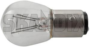 Bulb 12 V 21/5 W  (1018350) - 900, S80 (-2006), V50, V90 (-1998) - bulb 12v 21 5w bulb 12v 215w osram 12 12v 21/5 215 21 5 21/5 215w 21 5w ba15d fog light rear stoptaillight stop taillight v w