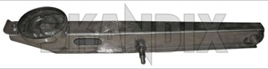 Support arm left Rear axle 660644 (1018426) - Volvo 220 - support arm left rear axle Own-label axle left rear