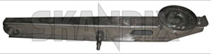Support arm right Rear axle 660645 (1018427) - Volvo 220 - support arm right rear axle Own-label axle rear right
