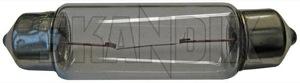 Bulb Soffitte Interior light 12 V 10 W 277715 (1018554) - Volvo 120 130 220, 140, 220, P1800, P1800ES, PV P210, S40 V40 (-2004) - 1800e bulb soffitte interior light 12v 10w p1800e Own-label 10 10w 11 11mm 12 12v 44 44mm bulb interior light mm number plate soffitte soffitten sv858 sv8 5 8 v w