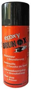 Rostumwandler BRUNOX® Epoxy Spray  (1020156) - universal  - rostumwandler brunox® epoxy spray brunox 400 400ml brunox® epoxy ml sicherheitsdatenblatt spray spraydose spruehdose