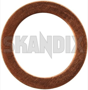 Seal ring 14,4 mm 1,5 mm 18671 (1020360) - Volvo universal - gasket seal ring 14 4mm 1 5mm seal ring 144mm 15mm Own-label 1,5 15 1 5 1,5 15mm 1 5mm 14,4 144 14 4 14,4 144mm 14 4mm 20 20mm copper mm seal