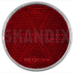 Reflector 656086 (1020469) - Volvo P1800, PV - 1800e p1800e reflector Own-label