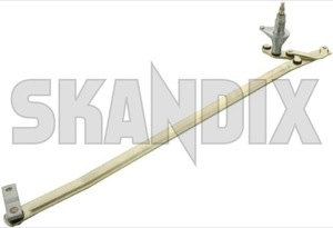 Linkage, Wiper mechanism 1358012 (1021757) - Volvo 700, 900, V90 (-1998) - linkage wiper mechanism Own-label cleaning for rear window