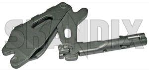 Volvo S60 S80 V70 and XC70 emergency brake parking brake lever boot