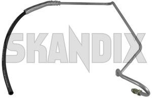 Hydraulic hose, Steering system 1282852 (1022370) - Volvo S70 V70 V70XC (-2000) - hydraulic hose steering system Genuine drive for hand left lefthand left hand lefthanddrive lhd vehicles