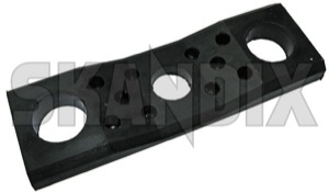Spacer, Chassis Rear axle Support arm - Axle 87046 (1022668) - Volvo PV - axlerubber bushing suspension bushing  suspension distanceblock distancepiece distancerubber rubberblock rubberbushing rubbermount rubberpiece rubberspacer spacer chassis rear axle support arm  axle spacer chassis rear axle support arm axle suspensionrubber Own-label      arm axle env envaxle envdifferential envrearaxle envrearaxledifferential rear rearaxle rearaxledifferential rubber support system
