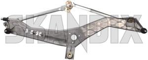 Linkage, Wiper mechanism 9151782 (1022901) - Volvo 850 - linkage wiper mechanism Own-label cleaning for window windscreen