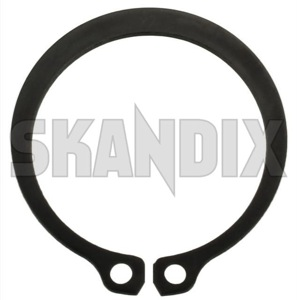Safety ring, Slave cylinder Clutch 914463 (1023097) - Volvo 200, 700, 850, 900, S70 V70 (-2000), S90 V90 (-1998) - safety ring slave cylinder clutch Own-label