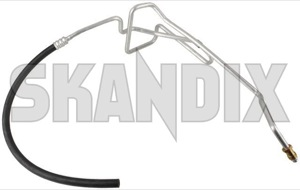 Hydraulic hose, Steering system 30665039 (1023196) - Volvo S60 (-2009), S80 (-2006), V70 P26, XC70 (2001-2007) - hydraulic hose steering system Own-label drive for hand left lefthand left hand lefthanddrive lhd vehicles