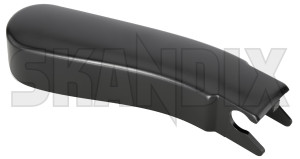 Cap, Wiper arm Windscreen washer 9484620 (1023543) - Volvo S60 (-2009), S80 (-2006), V70 P26, XC70 (2001-2007) - cap wiper arm windscreen washer wipers Genuine cleaning drive for hand left lefthand left hand lefthanddrive lhd right vehicles window windscreen