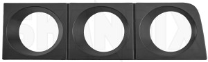 Cover, additional instrument 1259660 (1023564) - Volvo 200 - cover additional instrument Genuine 3 dashboard