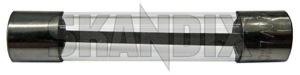 Sicherung Glassicherung 35 A 668288 (1023848) - Volvo P1800 - 1800 1800s ampere coupe jensen kfzsicherungen kfz sicherungen kleinspannungssicherungen p1800s saint sicherung glassicherung 35a sicherungen sportcoupe Hausmarke 35 35a a glassicherung