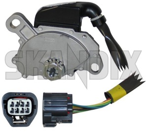 Switch, Automatic transmission 8636441 (1024071) - Volvo S60 (-2009), S80 (-2006), V70 P26, XC70 (2001-2007), XC90 (-2014) - gear position switch park neutral position switch pnp switch switch automatic transmission Genuine