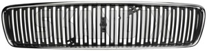 Radiator grill without Rod without Emblem 8678680 (1025286) - Volvo V50 - grille radiator grill without rod without emblem Own-label chrome emblem rod without