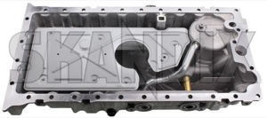 Ölwanne 30777698 (1025768) - Volvo S60 (-2009), S80 (-2006), V70 P26, XC70 (2001-2007), XC90 (-2014) - cross country estate gelaendewagen kombi limousine oelwanne oelwannen p26 s60 s60i s80 s80i s80l sedan stufenheck suv v70 v70xc wagon xc xc70 xc90 Original oelstandsgeber oelstandssensor ohne sensor